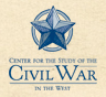 Center for the Study of the Civil War in the West logo